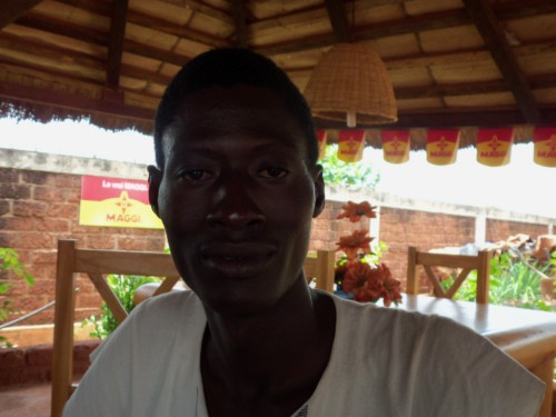 Adama Ouattara [Théâtre]