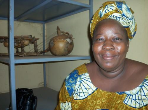 Antoinette Sawadogo