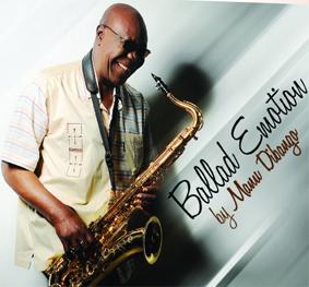 Sortie de l'album <em>Ballad Emotion</em> de Manu Dibango