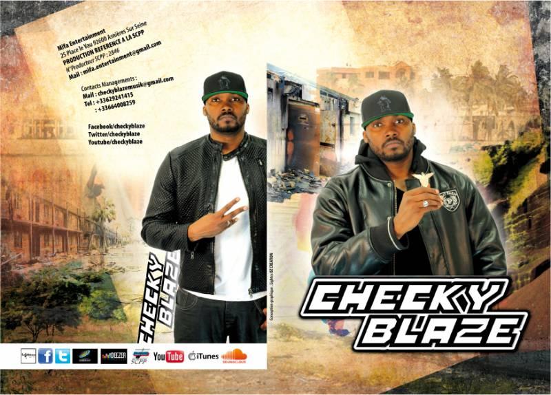 Checky Blaze: Delou Guinaw