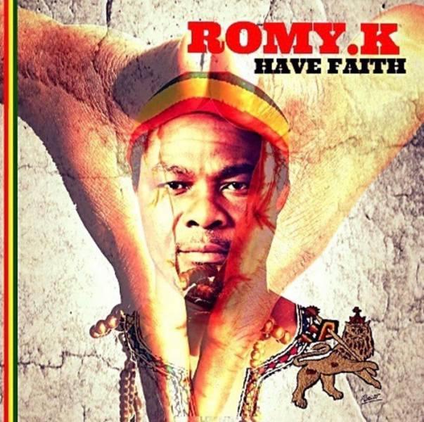 HAVE FAITH_new album_ROMY.K