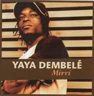 Yaya DEMBELE, album Mirri, 2009