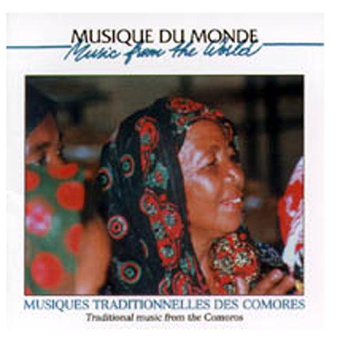 Musiques traditionnelles des Comores