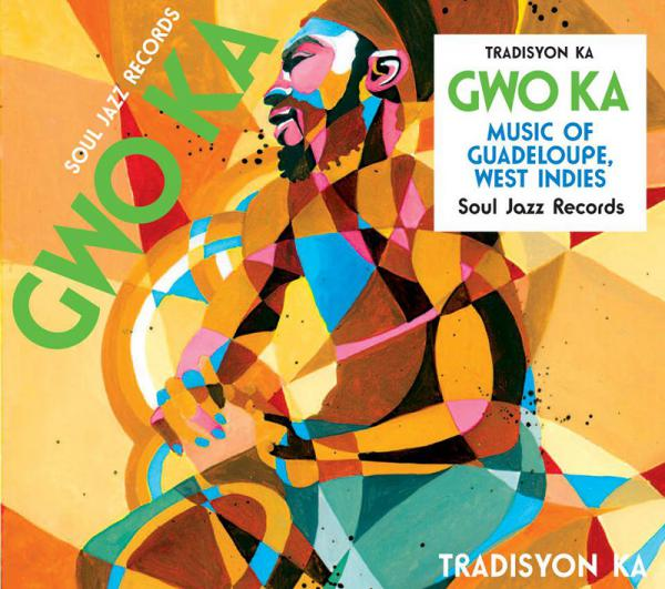 Gwo Ka : Music of Guadeloupe, West Indies