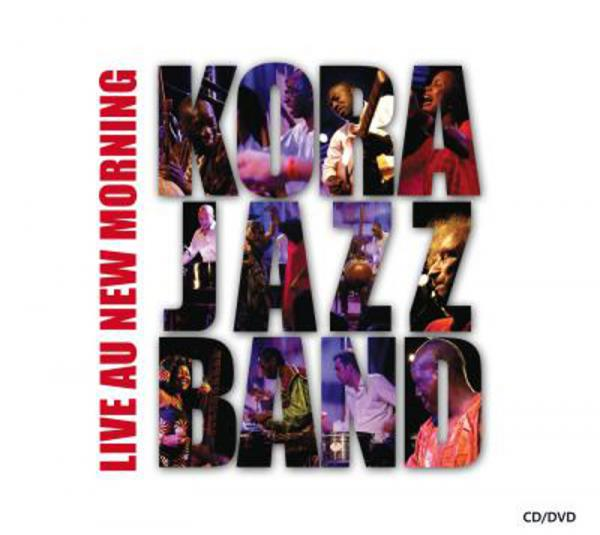 Kora Jazz Band Live au New Morning