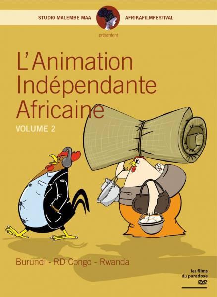 Animation indépendante africaine (L') - Vol 2