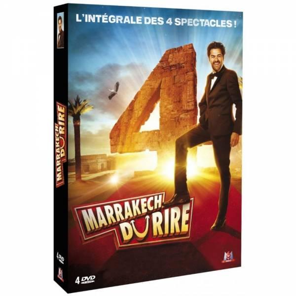 Marrakech du rire - L'intégrale des 4 éditions