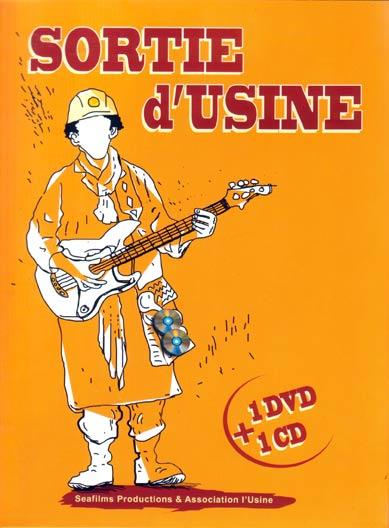 Sortie d'Usine (1 Coffret Dvd + Cd)