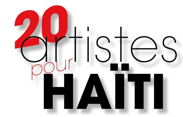 20 artistes pour Haïti