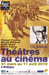 Festival Théâtres au cinéma 2010