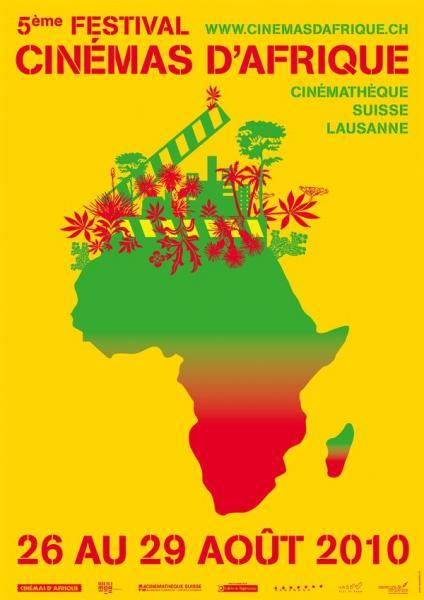 Festival cinémas d'Afrique - Lausanne - 2010