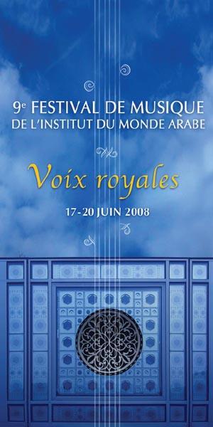 Festival de Musique de l'Institut du Monde Arabe - 9e [...]