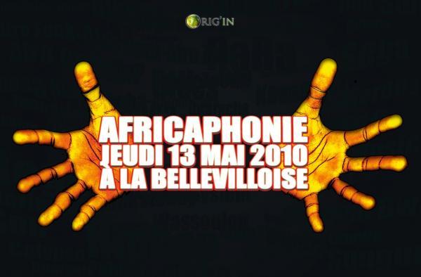 Africaphonie