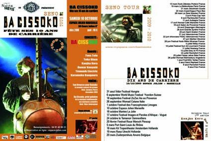 Ba Cissoko 10 ans déjà