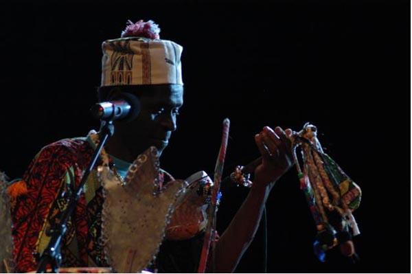 Concert de Sow Watt et Mussa Mulo