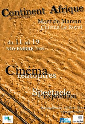Continent Afrique 2009 (Mont de Marsan)