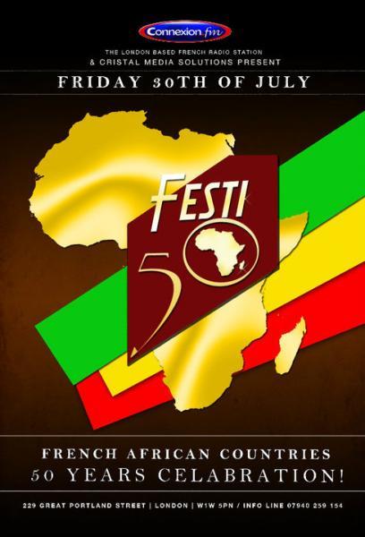 FESTI 50, Festival de l'Indépendance
