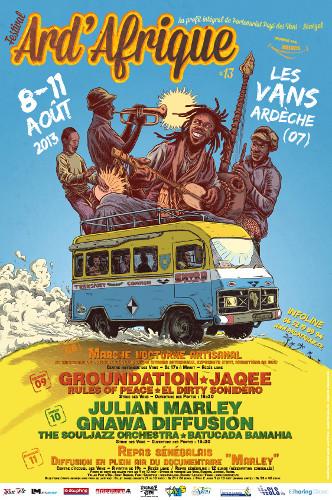 Festival Ard'Afrique 2013