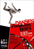 Danses et Continents Noirs 2009