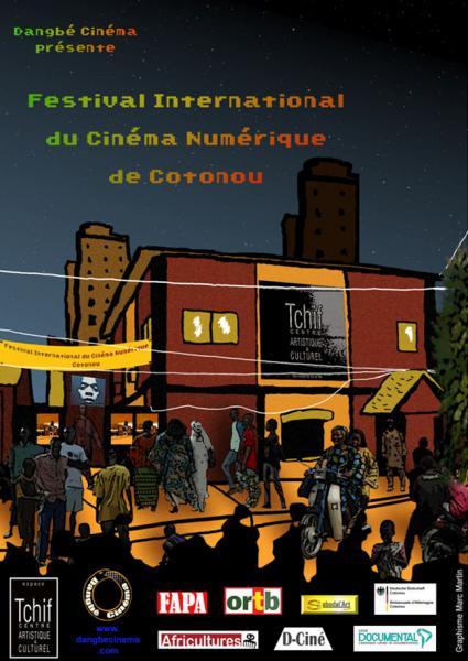 Festival International du Cinéma Numérique de Cotonou [...]