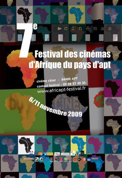 Festival des Cinémas d'Afrique du pays d'Apt 2009