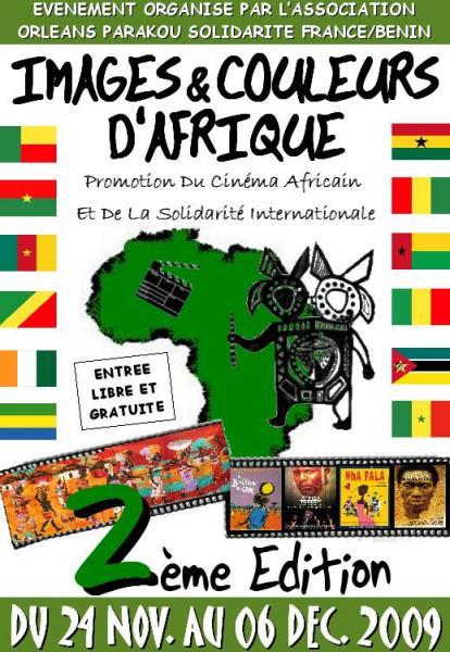 Images et couleurs d'Afrique
