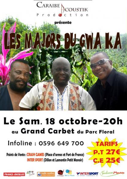 Majors du Gwo Ka (Les)