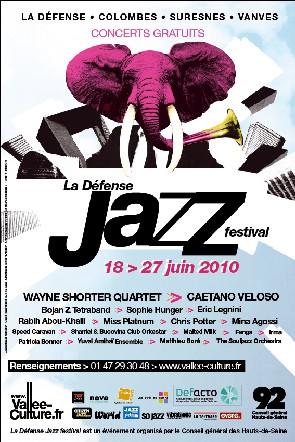 La Défense Jazz Festival 2010