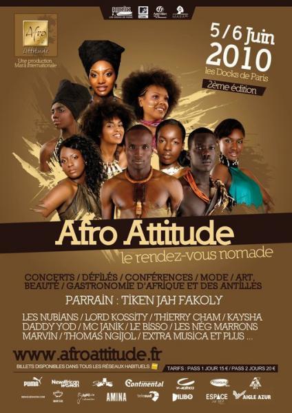 Le Rendez-vous Nomade Afro Attitude