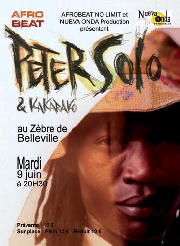 Peter Solo & Kakarako