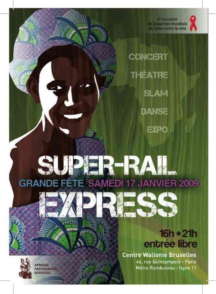 Super rail express 2009