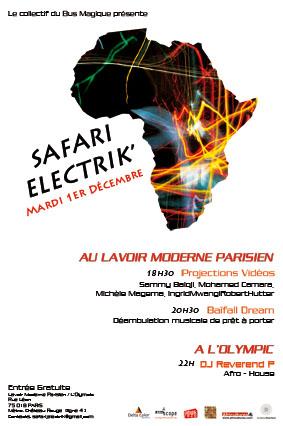Safari Electrik'