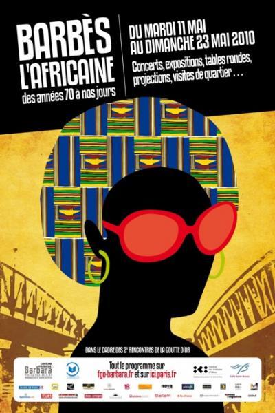 Barbès l'Africaine à la Bibliothèque Goutte d'Or