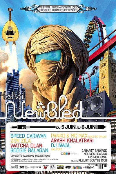 Festival Newbled 4ème edition