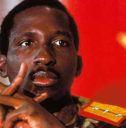 Thomas Sankara : la lutte en marche