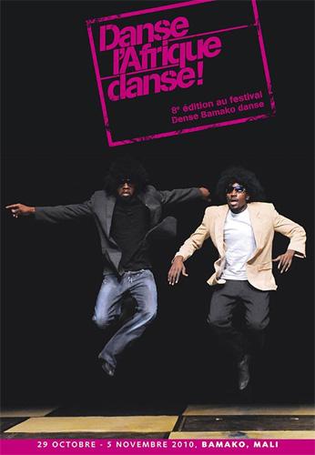 Danse l'Afrique Danse