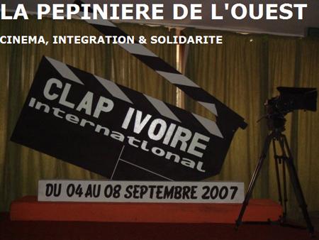 Concours international de courts métrages d'Abidjan (Clap [...]
