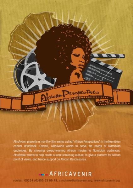 Monthly filmseries African Perspectives