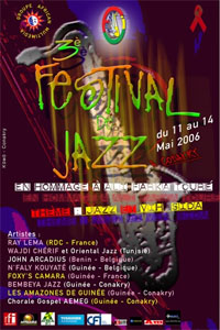 Festival of Jazz of Guinea