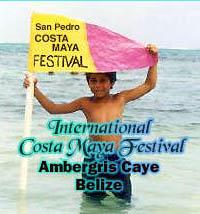 San Pedro International Costa Maya Festival
