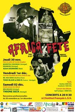 Africa Fete Dakar