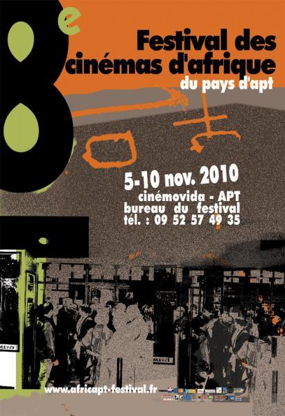 Festival des Cinémas d'Afrique du Pays d'Apt 2010