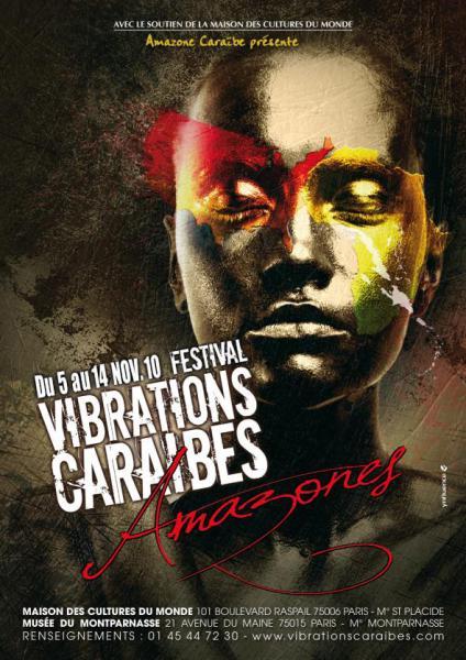 Festival Vibrations Caraïbes 2010