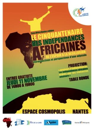 Journée d'échange : 50 ans après les indépendances [...]