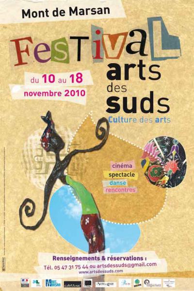 Festival Arts des Suds 2010 (ex Continent Afrique - Mont de [...]