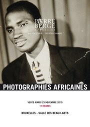 Vente de photographies africaines