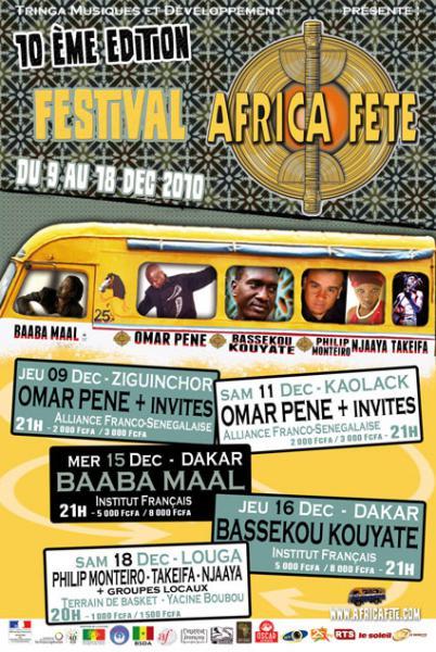 Festival Africa Fête 2010