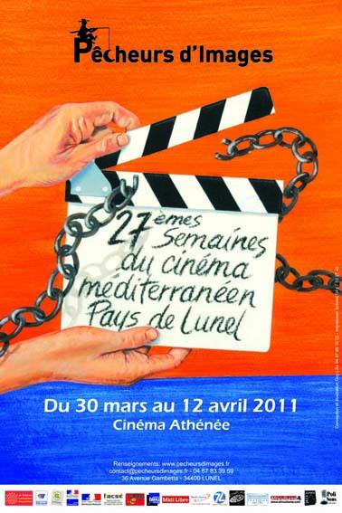 27èmes Semaines du cinéma Méditerranéen