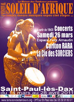 Festival Soleil d'Afrique