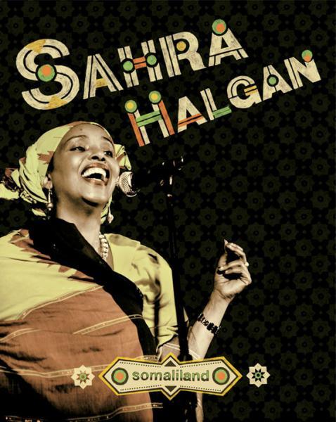 Sahra Halgan - show case - Babel Med Music 2011